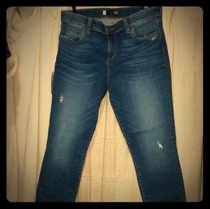 NWT Cute skinny jeans